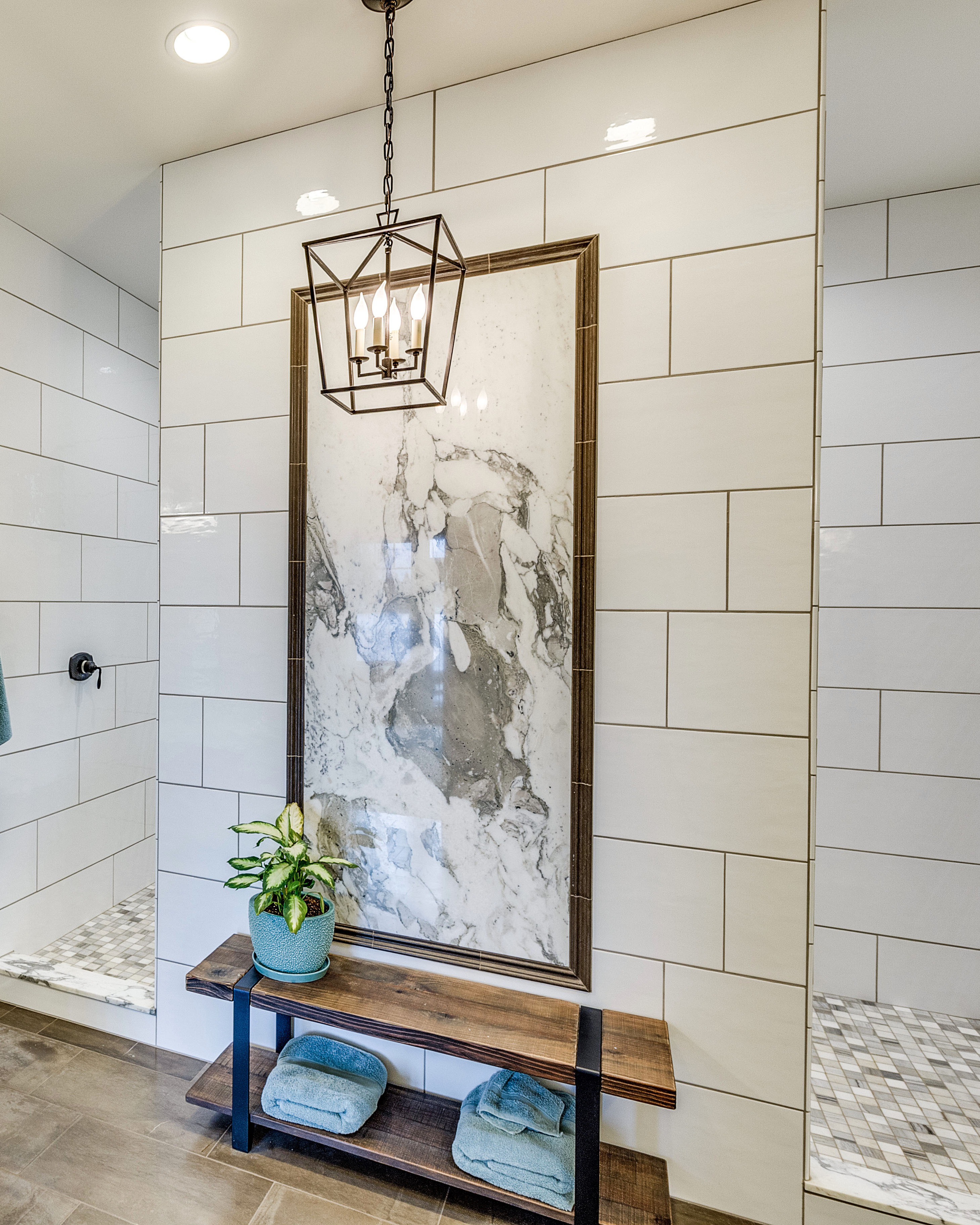 Residential Interior Project Has Modern Yet Vintage Take: Interior Architecture + Design